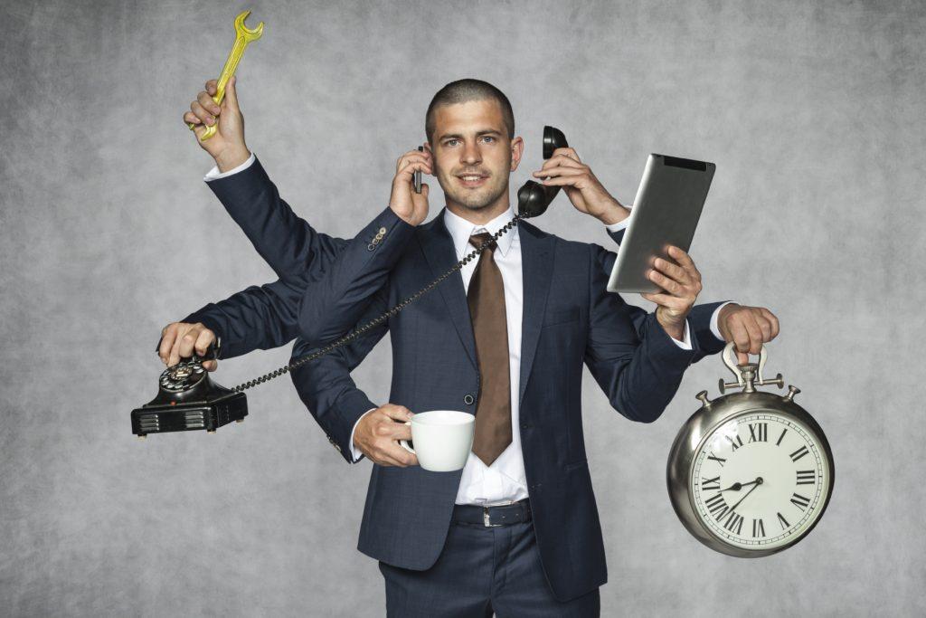 timemanagement-multitasken